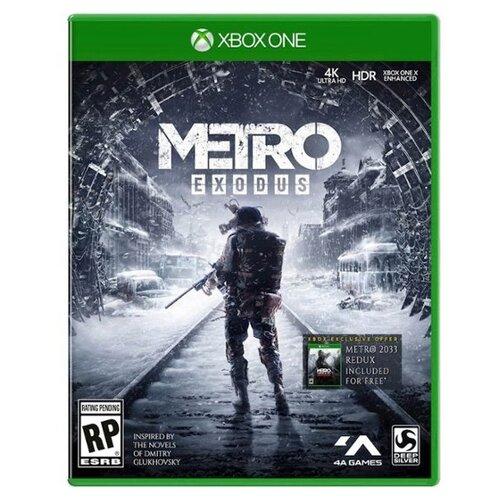 Игра для Xbox ONE Metro Exodus Day One Edition