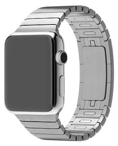 Karmaso Ремешок для Apple Watch 42 мм стальной серебристый