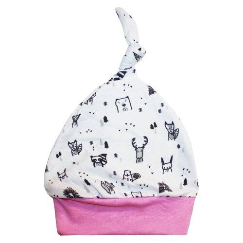 Шапка KotMarKot размер 40, розовый