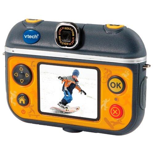 цена на Экшн-камера VTech Action Cam 180° черный/желтый