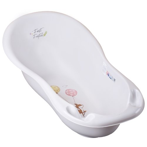 Купить Ванночка Tega Baby Forest Fairytale (FF-005) бежевый, Ванночки