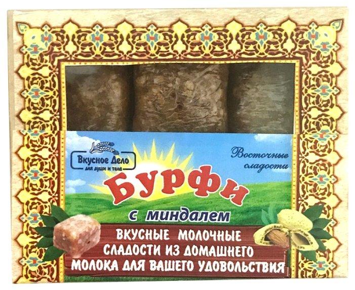 Бурфи Апромея с миндалем 200 г