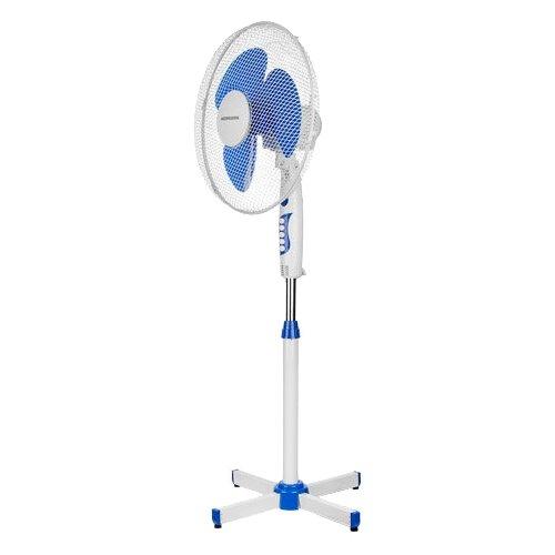 Напольный вентилятор Normann ACF-194, white/blue
