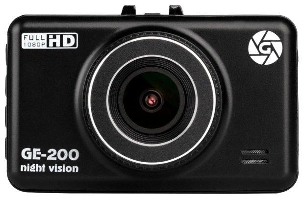 Globex Видеорегистратор Globex GE-200 Night Vision
