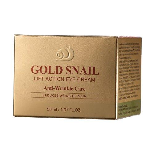Gold Energy Snail Synergy Крем для глаз Gold Snail Lift Action Eye Cream, 30 мл