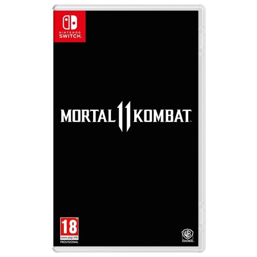 Игра для Nintendo Switch Mortal Kombat 11