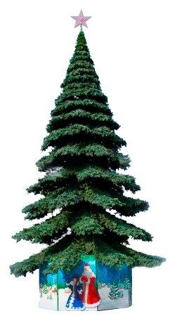 Green Trees Ель Таежная Премиум