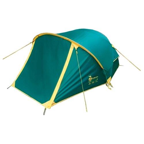 Палатка Tramp COLIBRI PLUS V2 зеленый палки tramp scout 140 trr 009