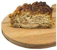 Golden cookies Дрожжевой пирог-кранч Азаав с орехами, 500 г