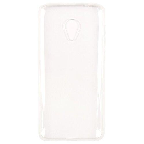 Чехол Media Gadget ESSENTIAL CLEAR COVER для Alcatel 1X 5059D прозрачный