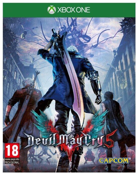 Capcom Devil May Cry 5