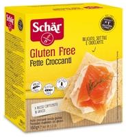 Хлебцы рисово-кукурузные Schaer Fette Croccanti 150 г