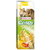 Лакомство для грызунов Versele-Laga Crispy Sticks с попкорном и медом