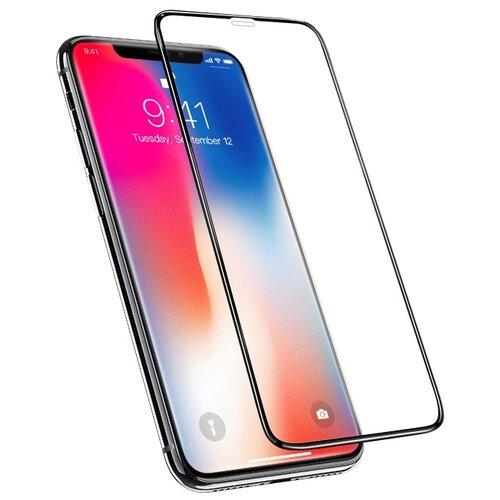 Купить Защитное стекло Hoco Nano 3D A12 Full Screen Protection Tempered Glass для Apple iPhone X/Xs черный