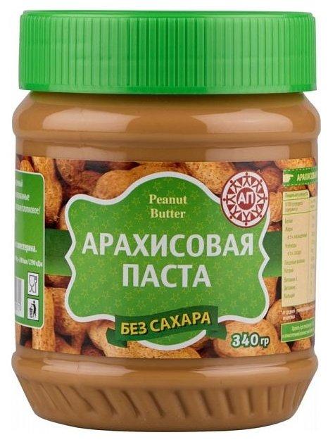 АП Арахисовая паста без сахара