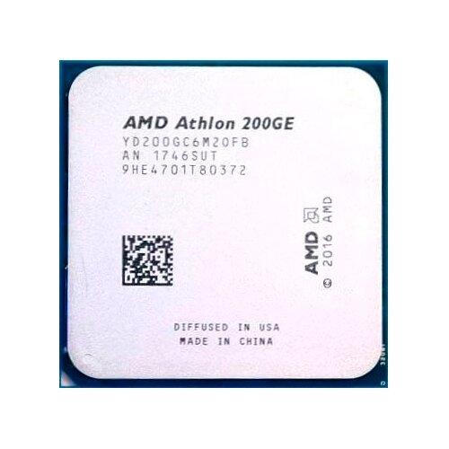 Процессор AMD Athlon 200GE OEM цена 2017