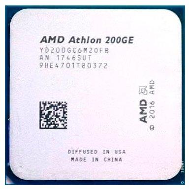 Процессор AMD Athlon 200GE — 37 предложений — купить по выгодной цене на Яндекс.Маркете