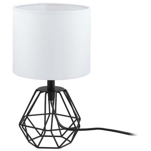 Фото - Настольная лампа Eglo Carlton 2 95789, 60 Вт торшер eglo carlton 1 49994 60 вт