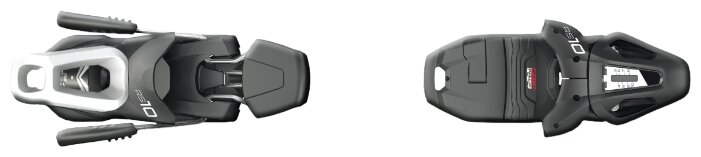 Горнолыжные крепления Fischer RS10 GW Powerrail