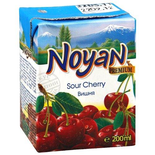Нектар Noyan Вишня, 0.2 л нектар noyan облепиха с крышкой 1 л