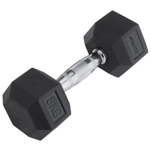 Гантель неразборная Starfit DB-301 8 кг
