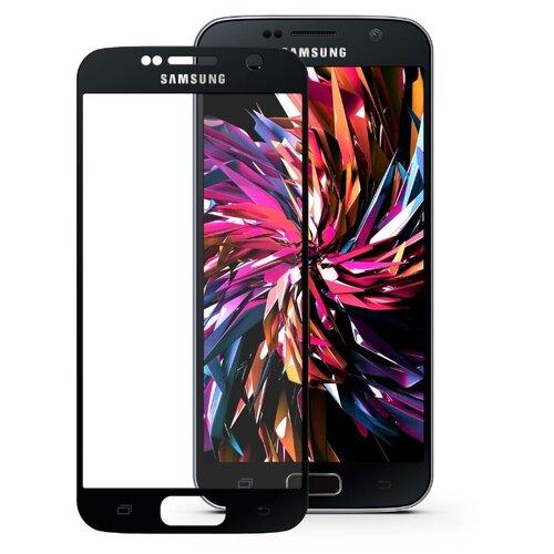 Защитное стекло Mobius 3D Full Cover Premium Tempered Glass для Samsung Galaxy S7 черныйЗащитные пленки и стекла<br>