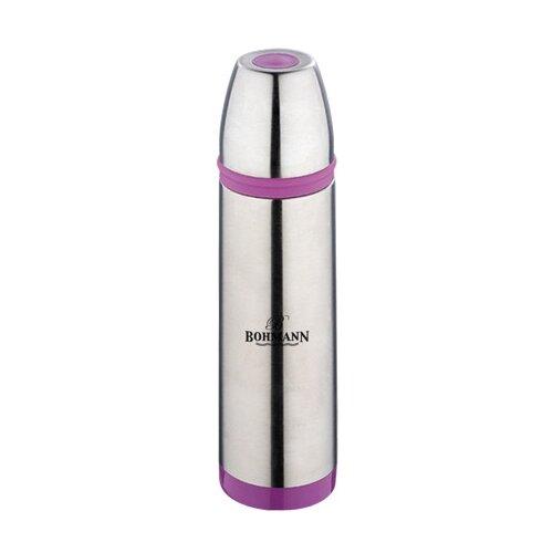 Классический термос Bohmann BH-4492 (1 л) фиолетовыйТермосы и термокружки<br>