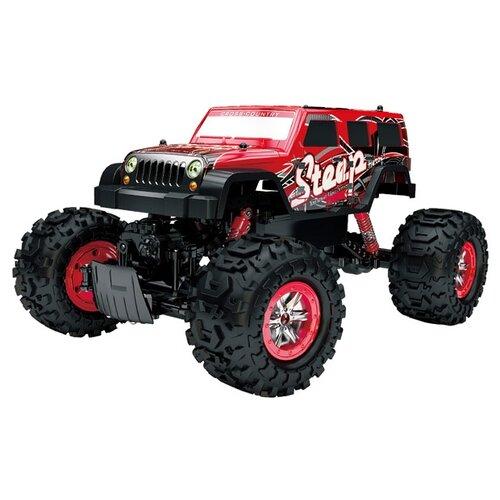 Купить Внедорожник Mioshi Tech Мегакросс (MTE1201-123) 1:12 35 см красный/черный, Радиоуправляемые игрушки