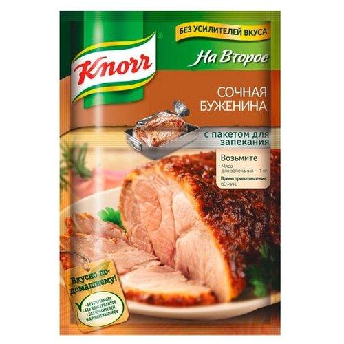 Knorr Приправа Сочная буженина, 30 г