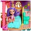 Набор с куклой Enchantimals Домик Данэссы Оленни, 15 см, FRH50