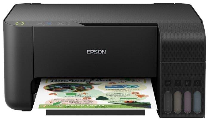 МФУ Epson L3100 принтер/сканер/копир А4