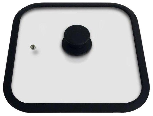 Крышка Mallony с силиконовым ободком Quadrato 003666 (26х26 см)