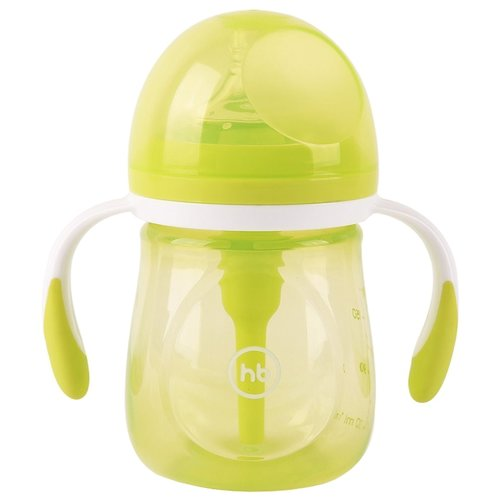 Happy Baby Бутылочка антиколиковая 180 мл (10019), limeБутылочки и ниблеры<br>