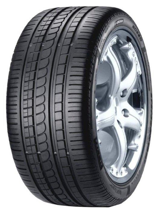 Автомобильная шина Pirelli P Zero Rosso Asimmetrico