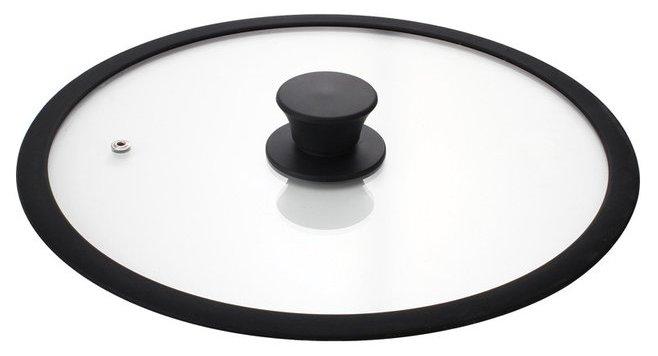 Крышка Mallony C-type с силиконовым ободком Cappello-C 003661 (24 см)