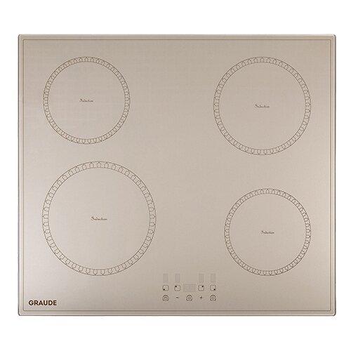 Индукционная варочная панель GRAUDE IK 60.0 KEL индукционная варочная панель graude ik 30 1 s