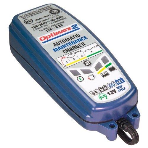 Зарядное устройство Optimate 2 синий зарядное