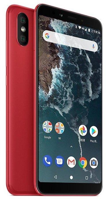 Xiaomi Mi A2 6/128Gb Gold (Global Version)