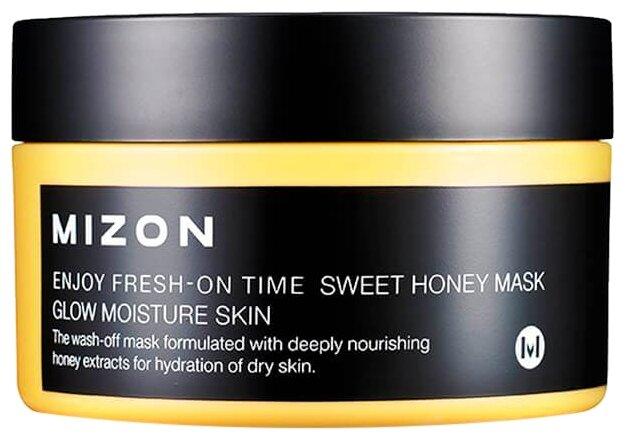 Mizon Enjoy Fresh-On Time Sweet Honey Mask маска с медом