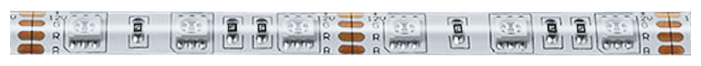 Светодиодная лента Navigator NLS-5050RGB60-14.4-IP65-12V-Pro R5 5 м
