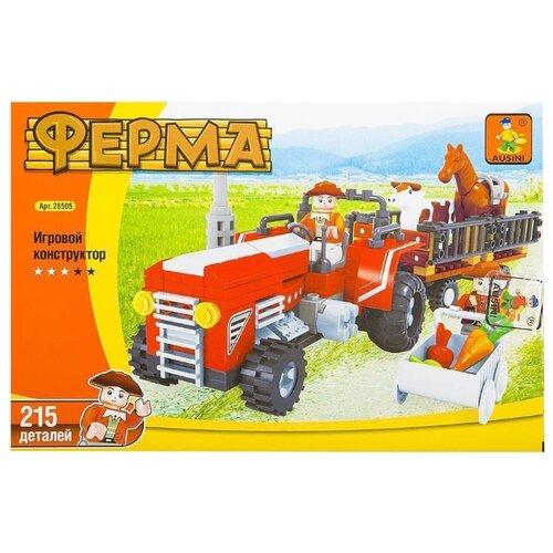 Конструктор Ausini Ферма 28505