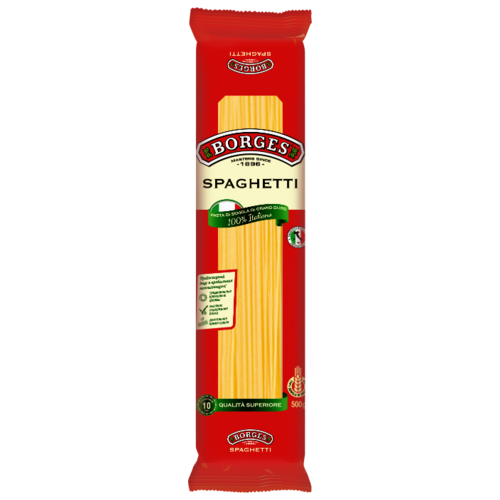 Borges Макароны Spaghetti, 500 гМакароны<br>