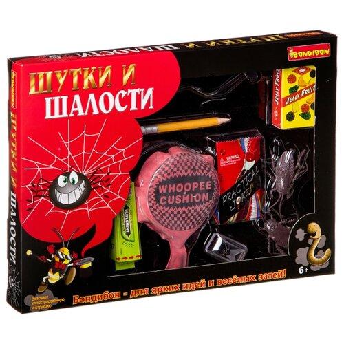 Купить Набор для фокусов BONDIBON Шутки и шалости ВВ2951, Настольные игры