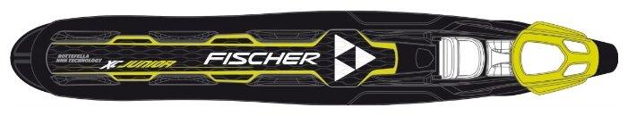 Крепления для беговых лыж Fischer Xcelerator Jr NIS