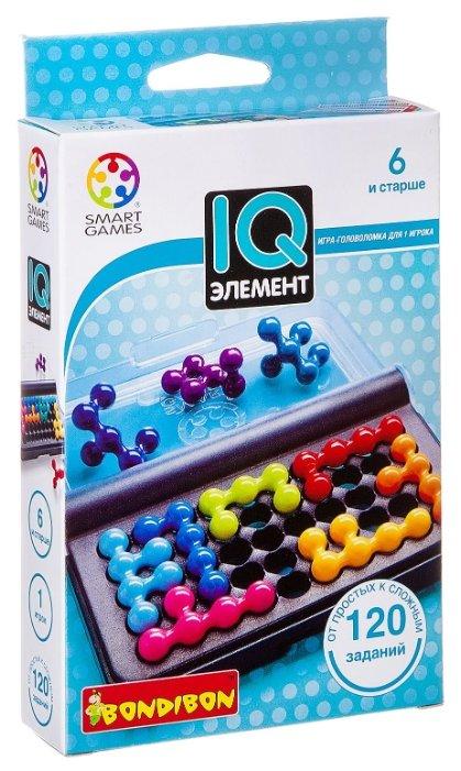 Головоломка BONDIBON Smart Games IQ-Элемент (ВВ0941)