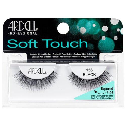 Ardell накладные ресницы Soft Touch 156 черныйРесницы и клей<br>
