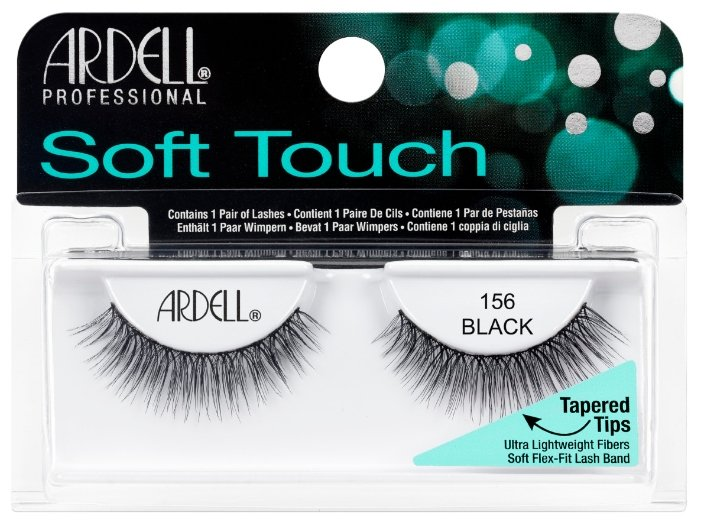 Ardell накладные ресницы Soft Touch 156