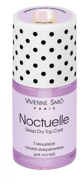 Верхнее покрытие Vivienne Sabo Deep Dry Top Coat Noctuelle 15 мл