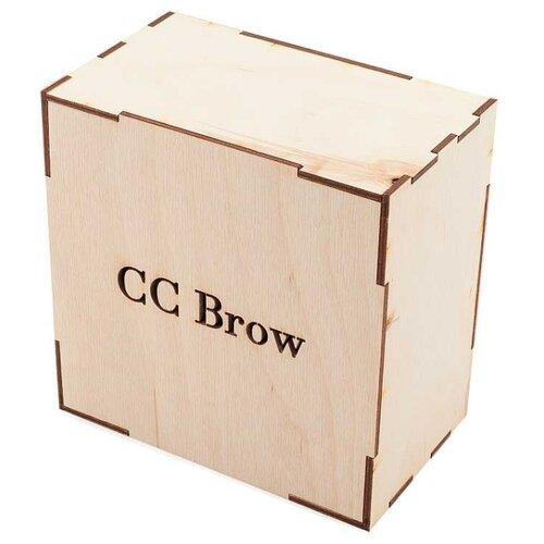 цена на CC Brow Набор для окрашивания хной №1 (в саше)