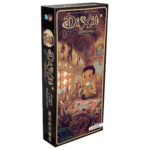 Купить Дополнение для настольной игры Asmodee Dixit 8: Harmonies, Настольные игры
